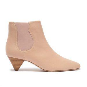 Joie Barleena Kitten Heel Boot Blush size 40